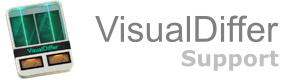 VisualDiffer Support